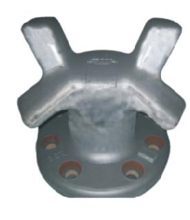 Marine Horn Type Bollard